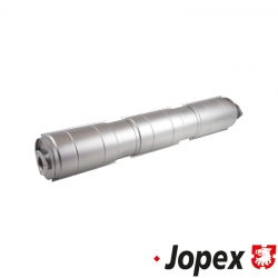Type 25 Stainless Exhaust Silencer - 1986-92 - Waterboxer (DJ, DF, DG Engine Codes)