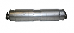 Type 25 Exhaust Silencer - 1986-92 - 2100cc Waterboxer (MV, SS Engine Codes)