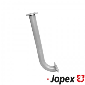 Type 25 Stainless Steel Exhaust Pipe - Silencer To Cast Elbow On Left Hand Side - 1985-87 - DJ, DF, DG Engine Codes