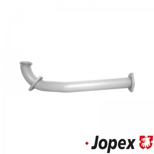 Type 25 Syncro Stainless Exhaust Pipe - Silencer To Cast Elbow On Left Hand Side - 1986-92 - DJ, DG Engine Codes