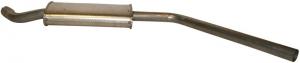T4 96-03 (1.9TD+2.4D) Exhaust Centre Box