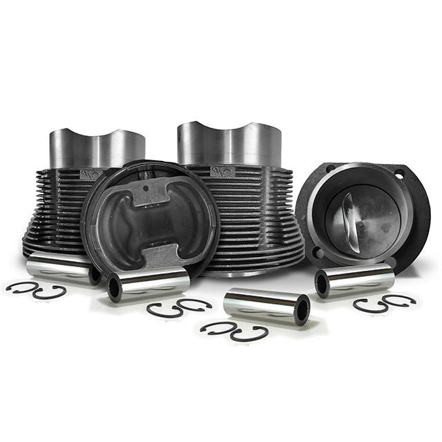 2413cc Barrel And Piston Kit - 104mm Bore Type 4 Engines (For Use On 2000cc Type 4 Engine)