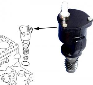 Type 25 Vacuum Pump - Diesel Engines