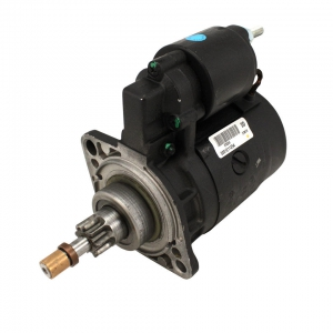 Type 25 Starter Motor - 1981-86 - Aircooled And Waterboxer Engines (See Notes) - Top Quality