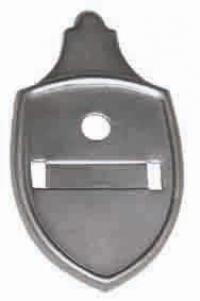 Beetle Wolfsburg Crest Badge Base - 1947-63