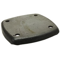 Type 1 Oil Pump Cover - 6mm Studs (Includes 25HP + 30HP)