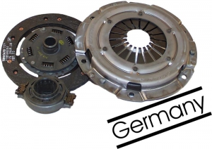 Late 180mm Clutch Kit - Post 1971 Models - Top Quality