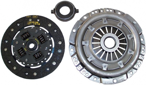 Early 200mm Clutch Kit - Pre 1970 Models