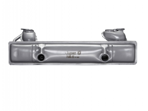 1200cc Exhaust - 1963-79 - T1, KG - Top Quality
