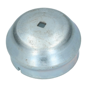 Front Grease Cap Left - T1 Pre 1965 (With Speedo Cable Hole)