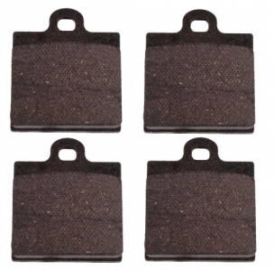 T1 65-71 Front Brake Pad Set (Square 1 Pin) - Top Quality