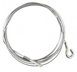 Accelerator Cable - LHD - 1957-65 - T1, KG - 2650mm