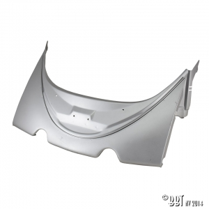 Beetle Rear Valance - 1961-67 - Top Quality