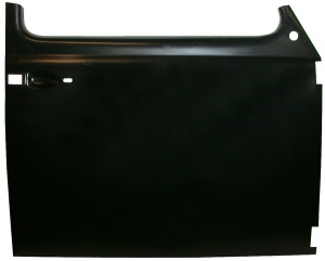 Beetle Outer Door Skin - Right - Pre 1964 Models