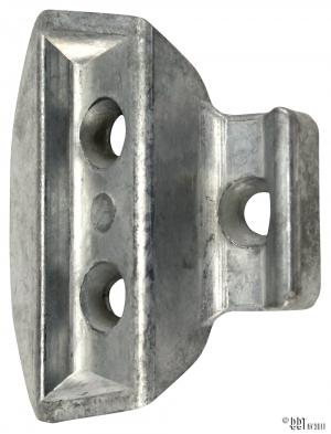 Beetle Door Striker Plate - Left Or Right - 1949-55