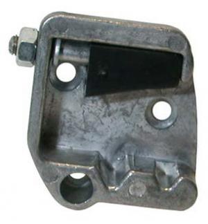 Beetle Door Striker Plate - Left - 1955-66
