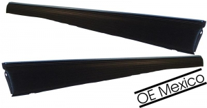 Beetle Mexican Heavy Duty Running Boards (Pair)