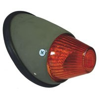 Bullet Indicator Assembly With Amber Lens Early T1 And Split Van Right