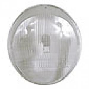 Beetle Headlight Porsche Style Lens (UK Beam Pattern) - 1950-67