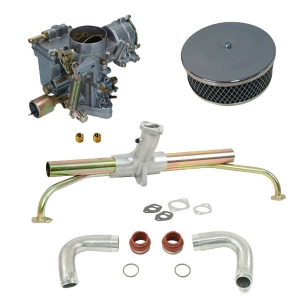 37 PICT Big Bore Carburettor Single Port Kit