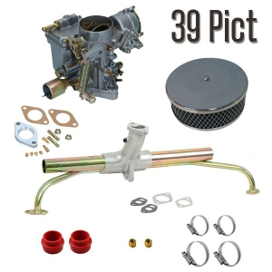 39 PICT Big Bore Carburettor Twin Port Kit