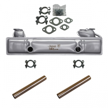 Exhaust + Heating Bundle Kits