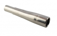 Chromed Stainless Steel Tapered Tailpipe - Type 1 Engines