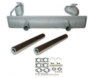 T1 1200cc 63-79 Standard Exhaust Kit
