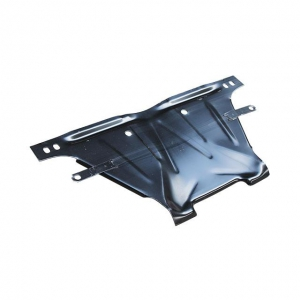 Beetle Framehead Bottom Plate - 1950-65 (King And Link Pin Models)