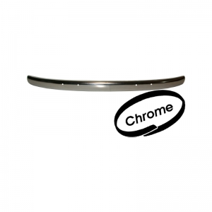Beetle Front Blade Bumper - 1953-67 - Chrome