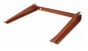 Beetle Seat Runner - 1970-72 - T Shaped Runners (Per Side) - Top Quality