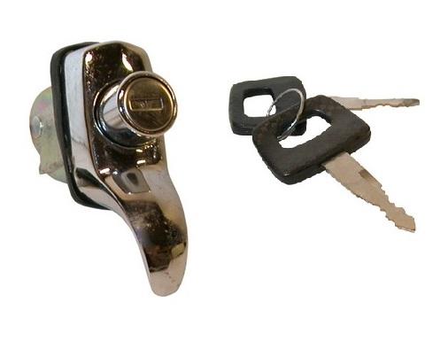 Beetle Deck Lid Lock - 1964-65 (Also Splitscreen Bus Engine Lid Lock - 1966 Only)