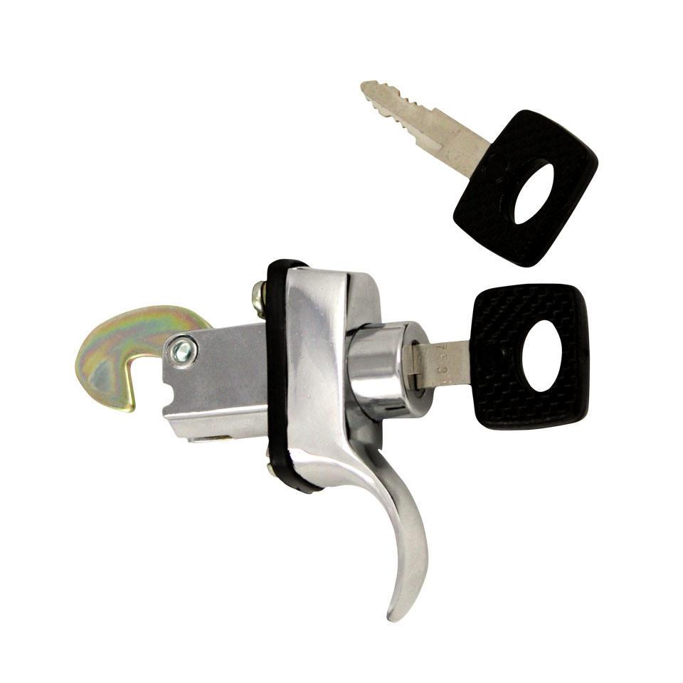 Beetle Deck Lid Lock - 1966-71 (Also Splitscreen Bus Engine Lid Lock - 1967 Only)