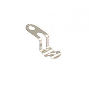 Door Lock Mechanism Pull Rod Spring Clip - 1968-92 (fits Beetle, Ghia, Bay+Type 25)