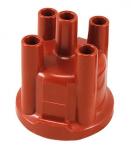 Distributor Cap - 1968-79 - Vacuum Advance, 009 Distibutors - Terracotta