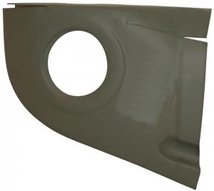 Karmann Ghia Rear Wing Inner Front Repair Panel - Left