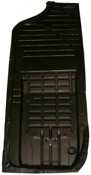 Karmann Ghia Floor Pan Half - Left (Also T181 Floor Pan Half)