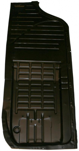Karmann Ghia Floor Pan Half - Right (Also T181 Floor Pan Half)