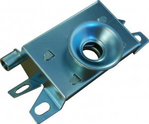 Karmann Ghia 68-74 Engine Lid Lock Mechanism (Fits To Engine Complete Panel)