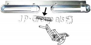 Beetle Cabriolet Window Lifter Channel - Right