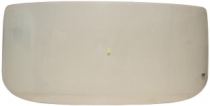 Beetle Cabriolet Front Windscreen (Curved Screen Models) - Green Tinted Glass - 1303 Models
