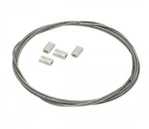 VW Beetle + Karmann Ghia 54-79 Cabrio Side Cables (BBT Quality)