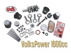 1600cc Scat Volkspower Engine Kit