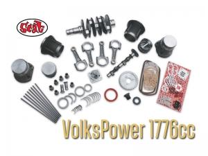 1776cc Scat Volkspower Engine Kit