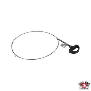 Type 181 Bonnet Cable With Handle And Bracket - 1740mm Long