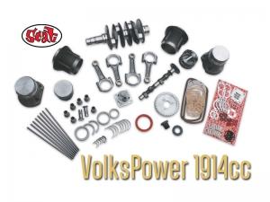 1914cc Scat Volkspower Engine Kit