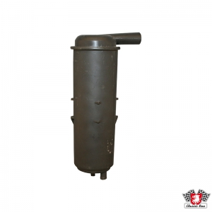 Type 25 Activated Charcoal Canister