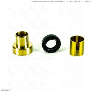 Gearbox Nosecone Bush Kit (3 Piece Kit) - T1, T3, KG (1969-79), T2 (1968-75)