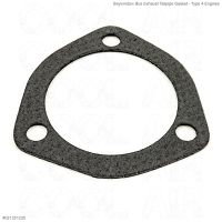 Baywindow Bus Exhaust Tailpipe Gasket - Type 4 Engines