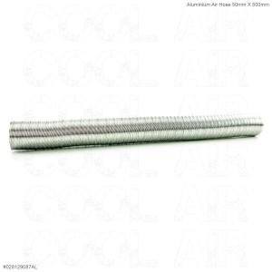 Aluminium Air Hose 50mm X 500mm